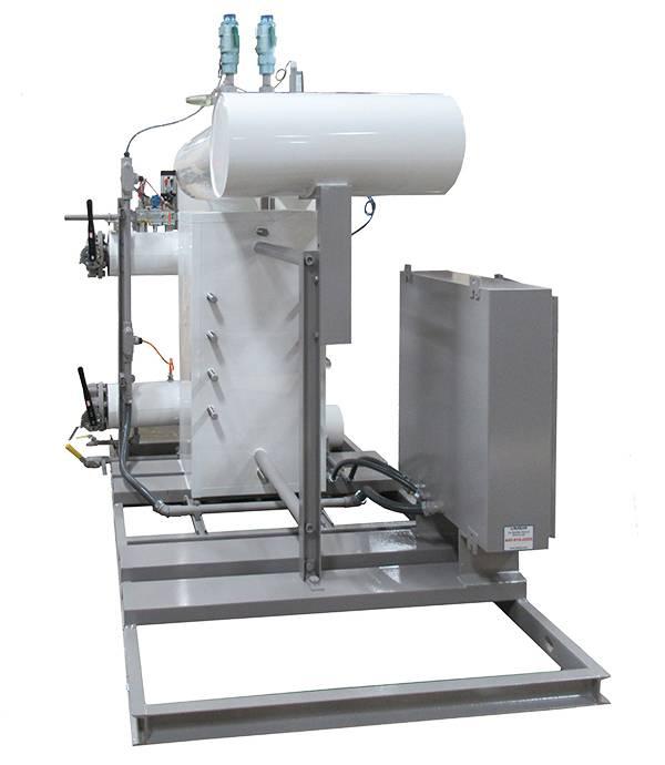 Ammonia Chiller from Budzar Industries