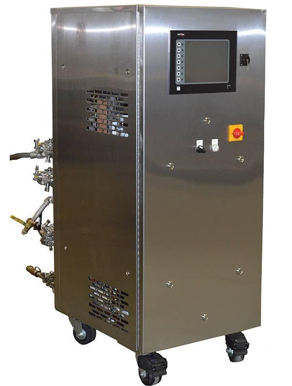 Director Series Single Fluid Heat Transfer Temperature Controller from Budzar Industries