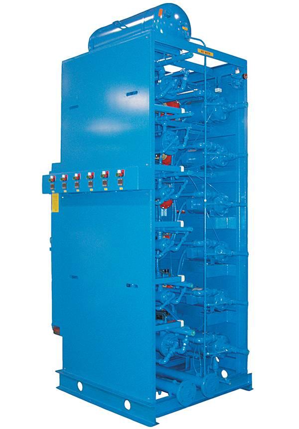 Multi-Zone Hot Water Unit from Budzar Industries