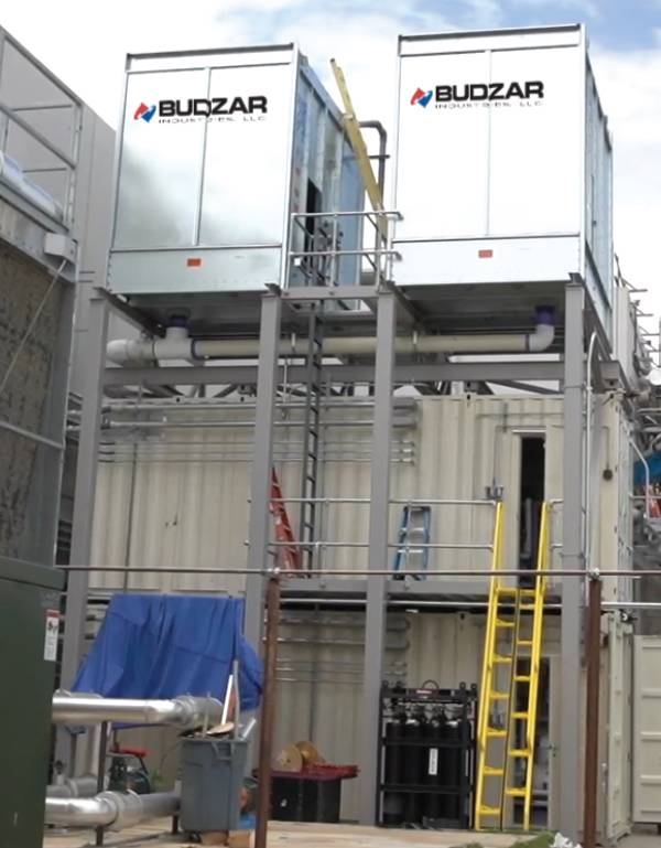 Propane Chillers from Budzar Industries