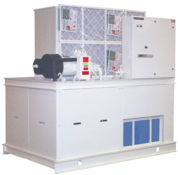 Self Contained Air Indoor Air Cooled Chillers