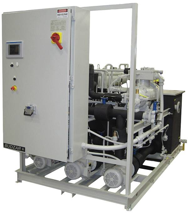 Self-Contained Indoor Water-Cooled Chillers