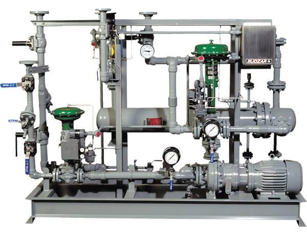 Temperature Control Unit from Budzar Industries