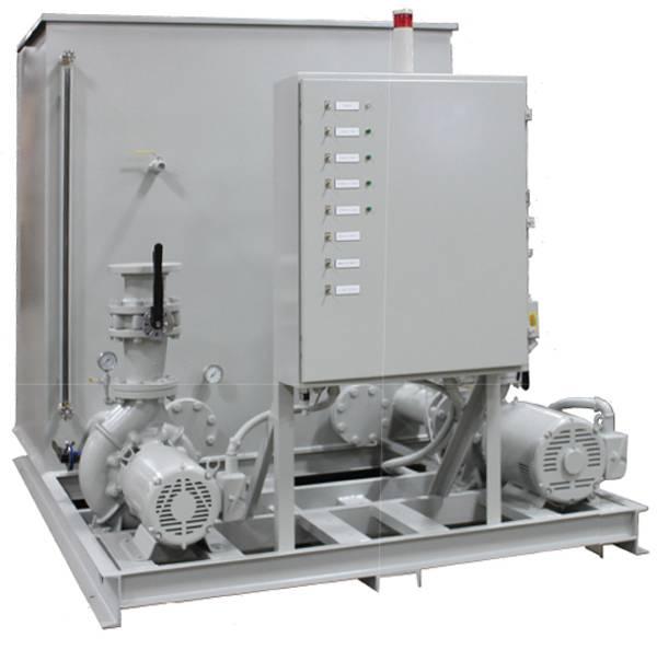 Tower Tank System from Budzar Industries