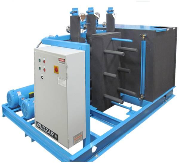 Pump Heat Exchanger Package